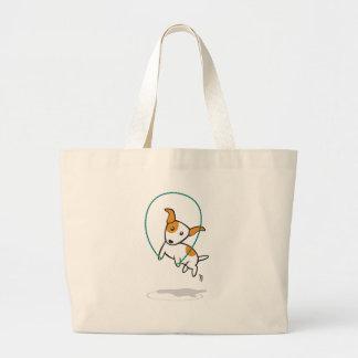 perro de la aptitud - bolso del gimnasio bolsa