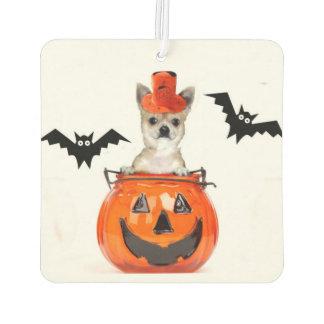 Perro de la chihuahua de Halloween