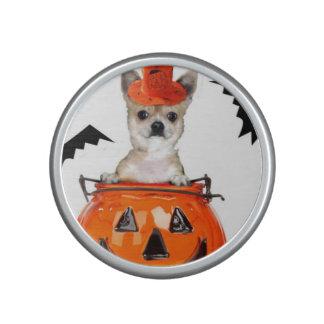 Perro de la chihuahua de Halloween Altavoz