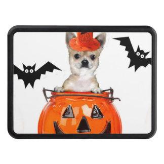 Perro de la chihuahua de Halloween Tapas De Tráiler