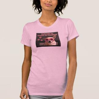 ¡Perro de la chihuahua - odio de Don't porque soy  Camiseta