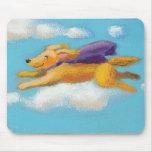 Perro de la maravilla - perro perdiguero del perro alfombrillas de ratones
