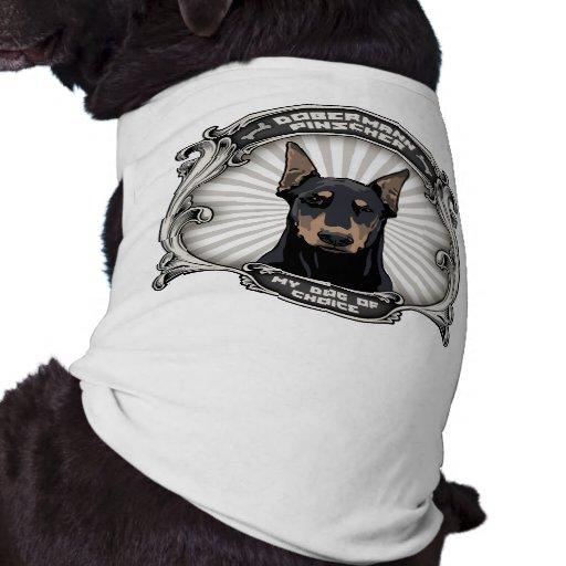 Perro de la opción camisa de perrito