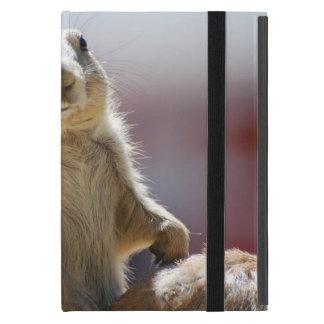 Perro de las praderas iPad mini protector