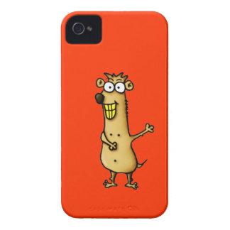 Perro de las praderas iPhone 4 Case-Mate cárcasas