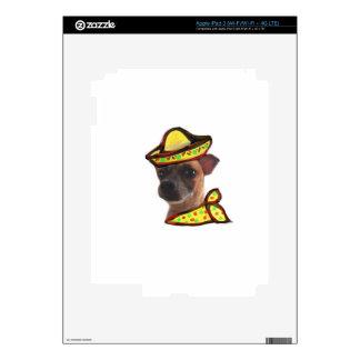 PERRO DE MÉXICO iPad 3 SKINS