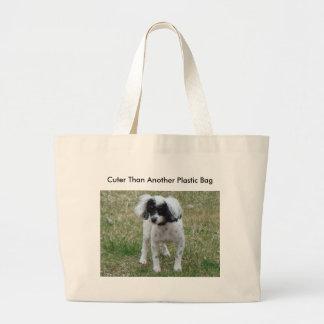 Perro de Molly, más lindo que otra bolsa de plásti
