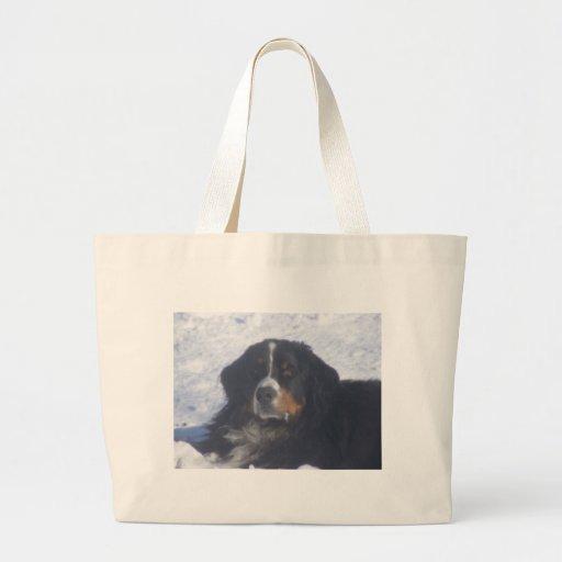 Perro de montaña de Bernese Bolsas