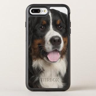 Perro de montaña de Bernese (de 1 año) Funda OtterBox Symmetry Para iPhone 7 Plus