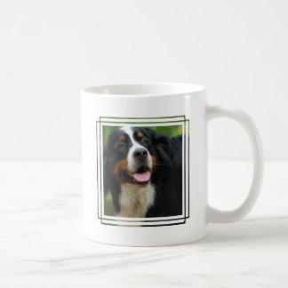 Perro de montaña de Bernese del bebé Taza De Café