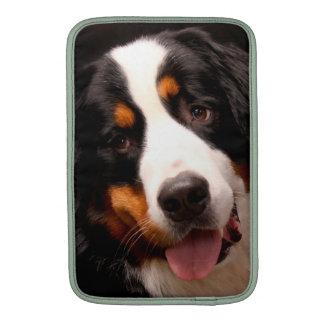 Perro de montaña de Bernese Funda Para Macbook Air