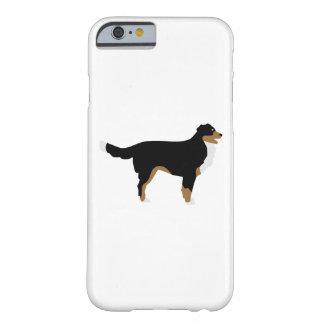 Perro de montaña de Bernese Funda Para iPhone 6 Barely There