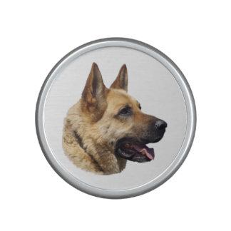 Perro de pastor alemán Alsatian personalizado Altavoz Con Bluetooth