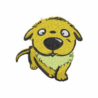 Perro de perrito de petición tonto lindo