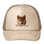 Perro de perrito de Shiba Inu Gorra