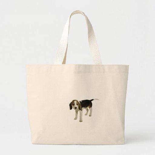 Perro de perrito del beagle bolsa