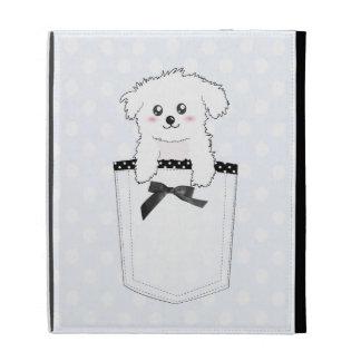 Perro de perrito lindo del bolsillo