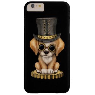 Perro de perrito lindo del golden retriever de funda para iPhone 6 plus barely there