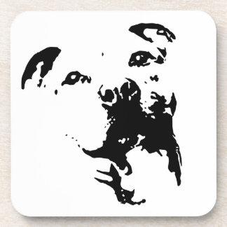 Perro de Pitbull Posavaso