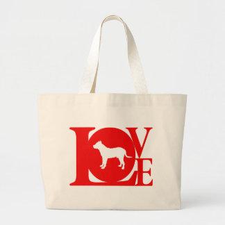 Perro de Presa Canario Large Tote Bag