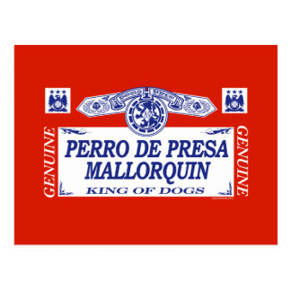 Perro De Presa Mallorquin Postales