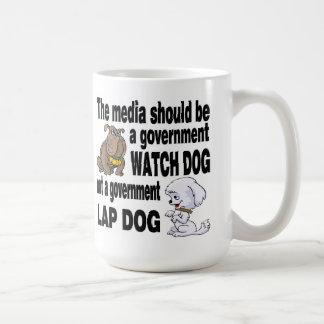 Perro de revestimiento del perro guardián de los taza clásica