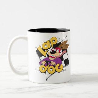 Perro de revestimiento - taza del café auto de la