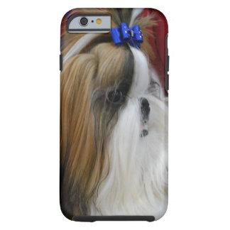 Perro de Shih Tzu Funda De iPhone 6 Tough
