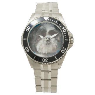 Perro de Shih Tzu Reloj De Mano