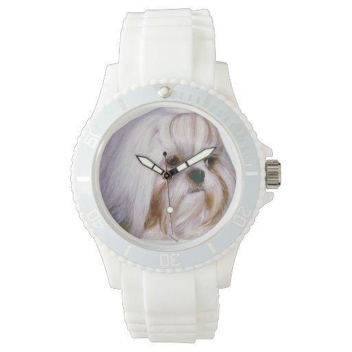 Perro de Shih Tzu Relojes De Mano