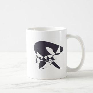 Perro de Tatoo Taza De Café