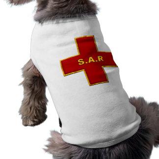 Perro de trabajo del SAR Ropa De Perros