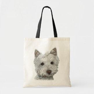 Perro de Westie