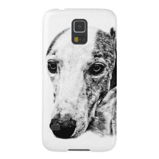 Perro de Whippet Funda Galaxy S5