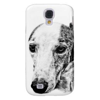 Perro de Whippet Samsung Galaxy S4 Cover