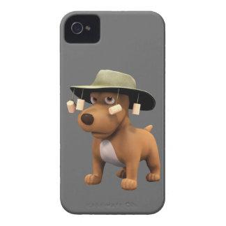 perro del australiano 3d iPhone 4 coberturas