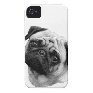 Perro del barro amasado carcasa para iPhone 4 de Case-Mate