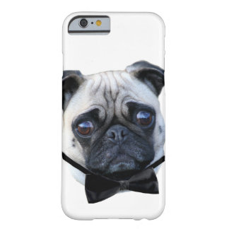 Perro del barro amasado del muchacho funda de iPhone 6 barely there