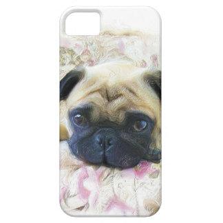 Perro del barro amasado iPhone 5 protector