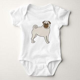 Perro del barro amasado tee shirts