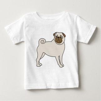 Perro del barro amasado camiseta