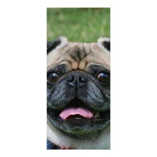 Perro del barro amasado lonas personalizadas
