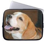 Perro del beagle fundas computadoras