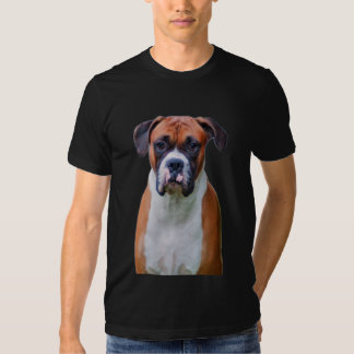 Perro del boxeador remeras