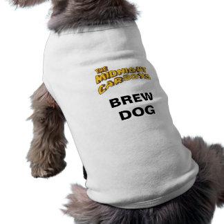 Perro del Brew Playera Sin Mangas Para Perro