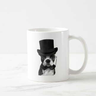 Perro del caballero taza