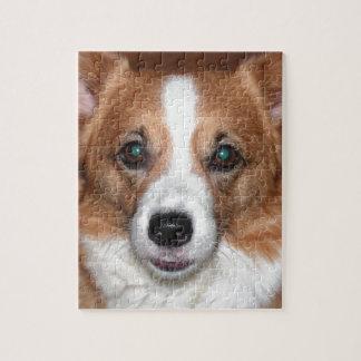 Perro del Corgi Puzzle Con Fotos