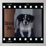 Perro del demonio poster