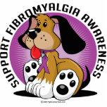 Perro del Fibromyalgia Esculturas Fotograficas