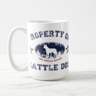 Perro del ganado tazas